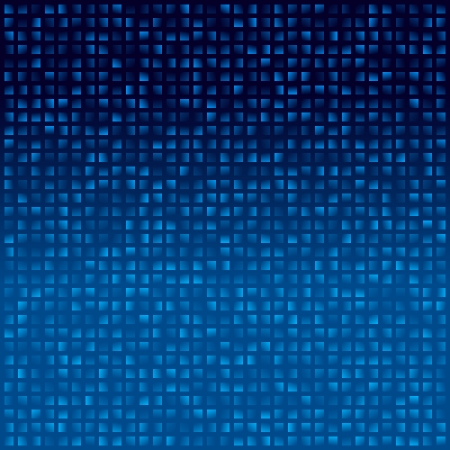 metalic background: Blue abstract background for modern technology advertising and presentations