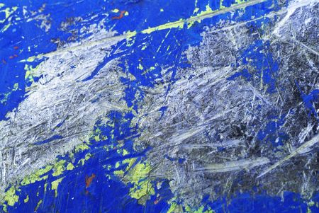 corrodet: Abstract colorful background. Rusty wall