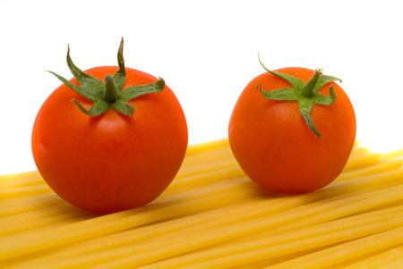 Pasta  tomato  photo