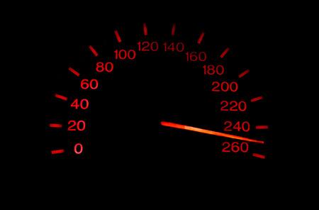 kph: Automobile Speedometer