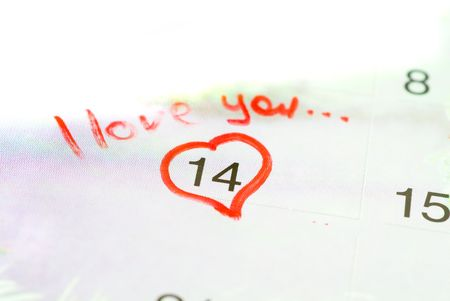 14th: 14 de febrero con coraz�n