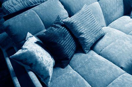 comfy: Interior. Pillows