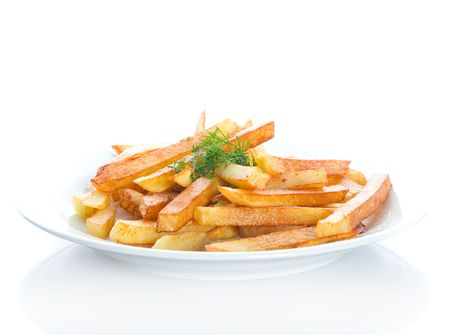 pomme: French fries