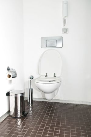 modern toilette  Stock Photo - 5929702