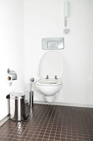 modern toilette  photo