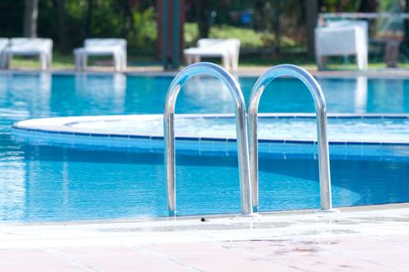 beautiful swimming pool  Stock Photo - 5929817
