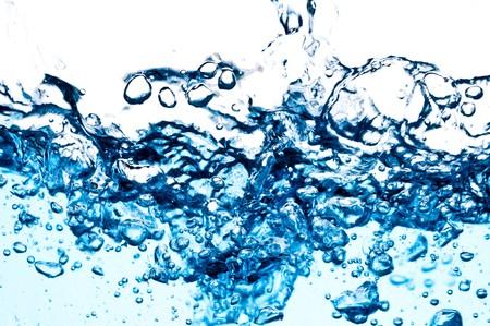 nettoyer: frais de d?rrage de l'eau propre. macro