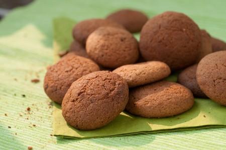 Oatmeal cookies Stock Photo - 8130315