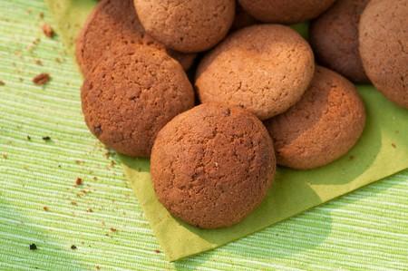 Oatmeal cookies Stock Photo - 8130280