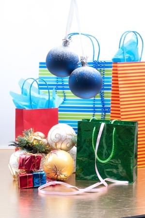 Holiday background Stock Photo - 8397965