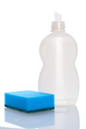 Collection of hygiene cleaners for housework  Stock Photo - 10834989