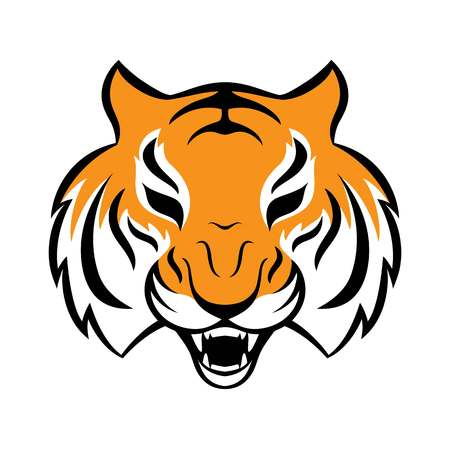 icono de tigre.
