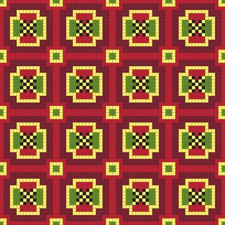 ukraine folk: Ethnic Ukrainian ornamental pattern #32