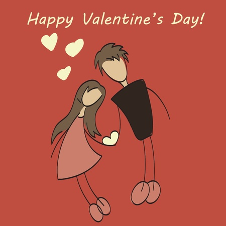Valentine's lovers