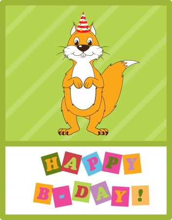 happieness: Happy birthday funny greeting card
