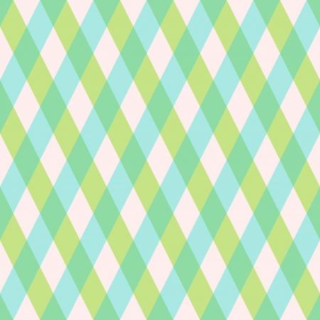 Abstract geometric seamless pattern, vector illustration Ilustracja