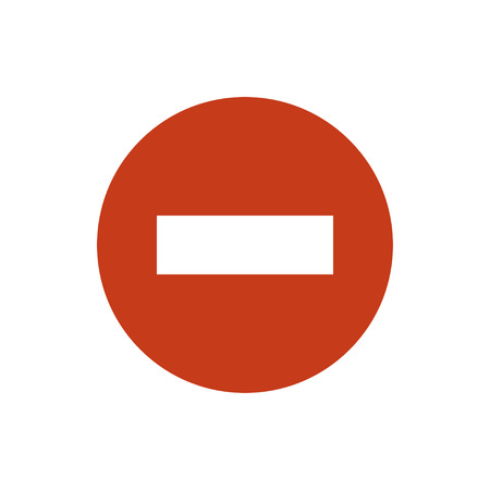no entry: No entry for vehicular traffic including pedal cycles