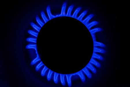 flame burner Stock Photo - 26784124