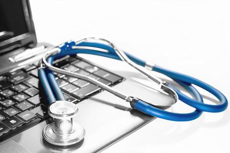 stenoskop op laptop reparatie service onderhoud garantie diagnostiek