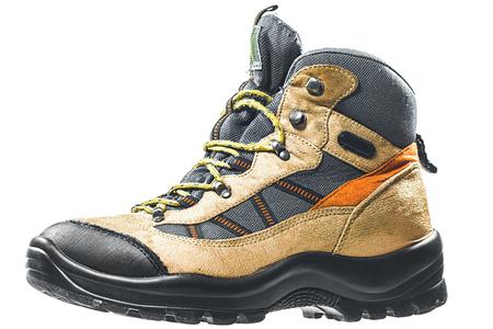 Trekking shoes, isolate, footwear, hiking, walking, gear, hike
