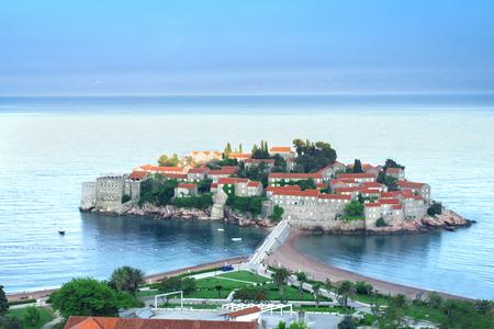 sveti: Island of St. Stephen in the Adriatic Sea
