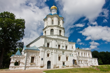 collegium: Collegium in Detynets, Chernihiv, Ukraine Stock Photo