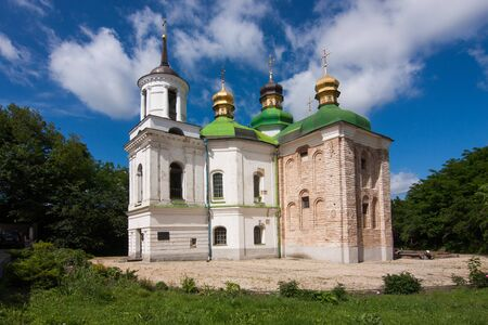 Church of the Saviour at Berestove of Pechersk Lavra Monastery, Kyiv, Ukraine