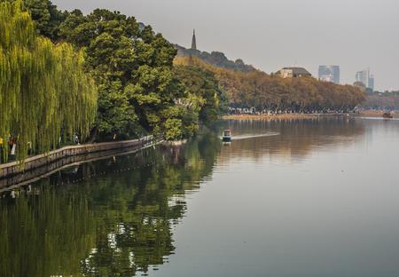 Hangzhou West Lake 版權商用圖片