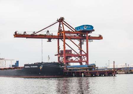 Zhanjiang port terminal