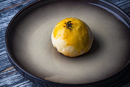 Chinese mooncake 写真素材