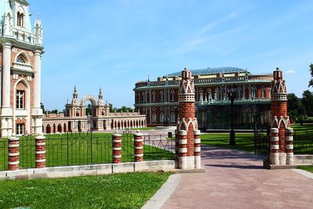 Museum-Reserve Tsaritsyno