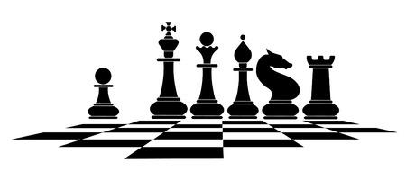 caballo de ajedrez: ajedrez