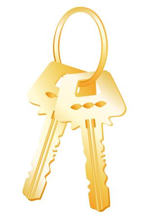 condominium: key, clue, clef