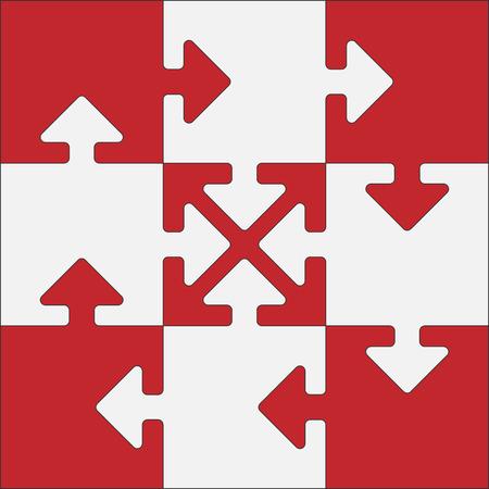 frame, puzzle, order