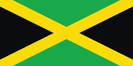 flag of jamaica Çizim