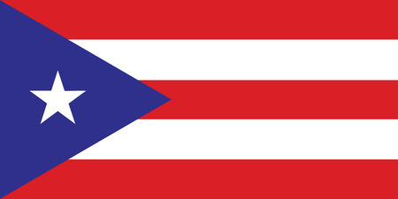puerto rican flag: flag of puerto rico