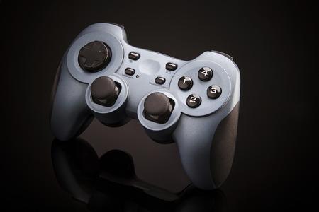 computer peripheral: Game Controller Stock Photo