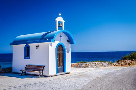 Church in Naxos, Greece.