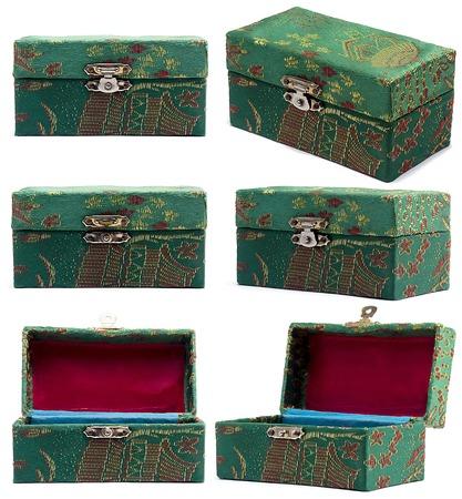 Jewelry old box