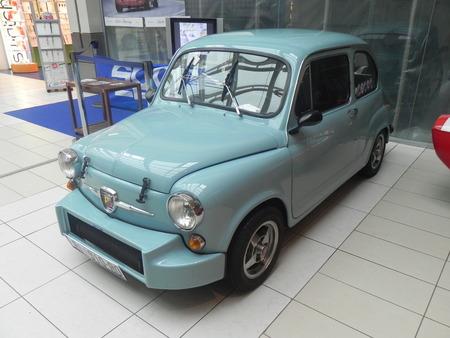 fiat: Fiat 600 Abarth 850 TC