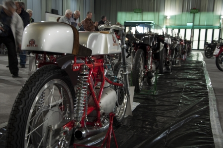 means of transportation: old motorcycle grand prix