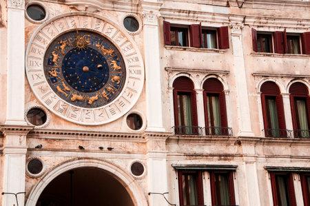 st  mark s: San Marco s Orologio Astronomico