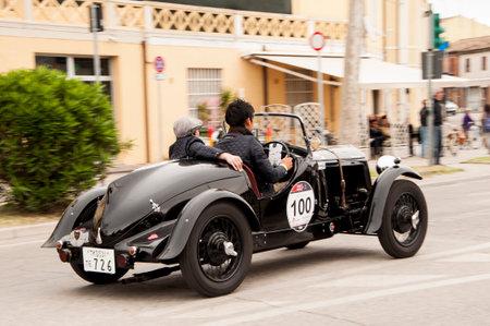 cs: FIAT 508 CS Mille Miglia