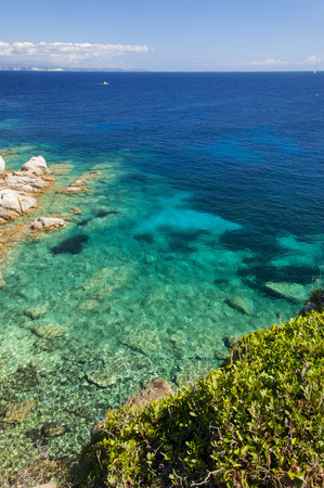 capo: Wonderful Sea In Capo Testa