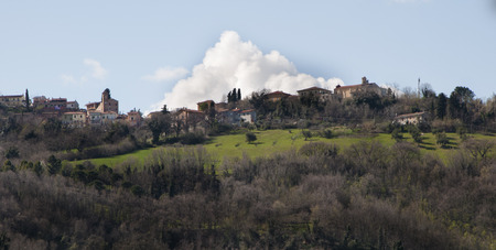 LANDSCAPES delel MARCHES ITALY COLBORDOLO