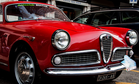 ALFA ROMEO JULIET Spint 50 YEARS