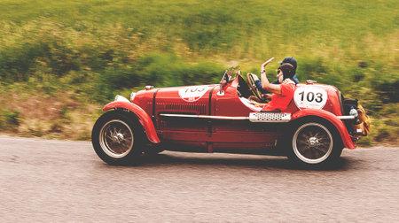 cs: Maserati 4 CS 1500 1934 Editorial