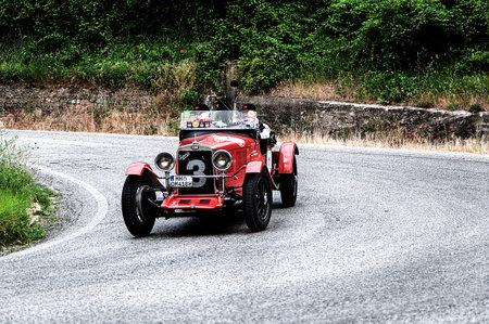 coche antiguo: OM 665 Superba 1930 SSMM