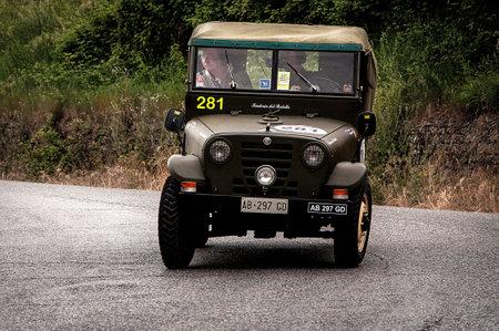 mille: mille miglia 2015 ALFA ROMEO AR 51 Matta 1900 M 1953