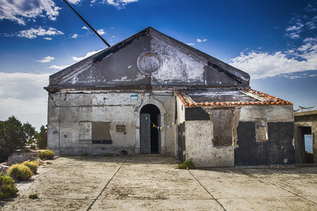 pioneering: Sardinia Cala Moorish guglielmo marconi radio station